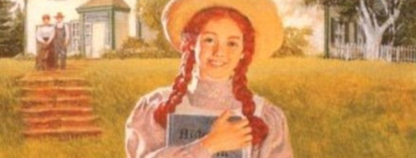 anne green gables l m montgomery