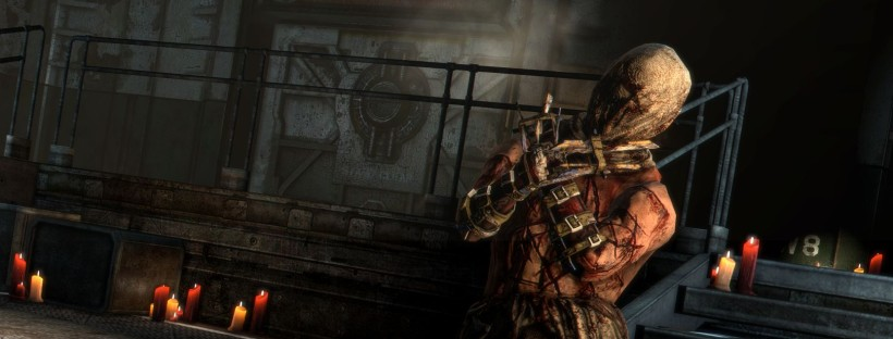 dead space martyr review
